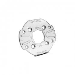 6061 出租圓盤II款(3.5厚度) 亮銀