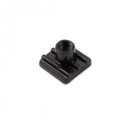 不鏽鋼綁腿調整鈕T軸黑色